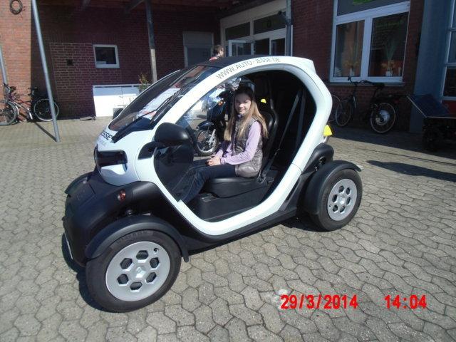 Renault Twizy vpm Autohaus Jesse