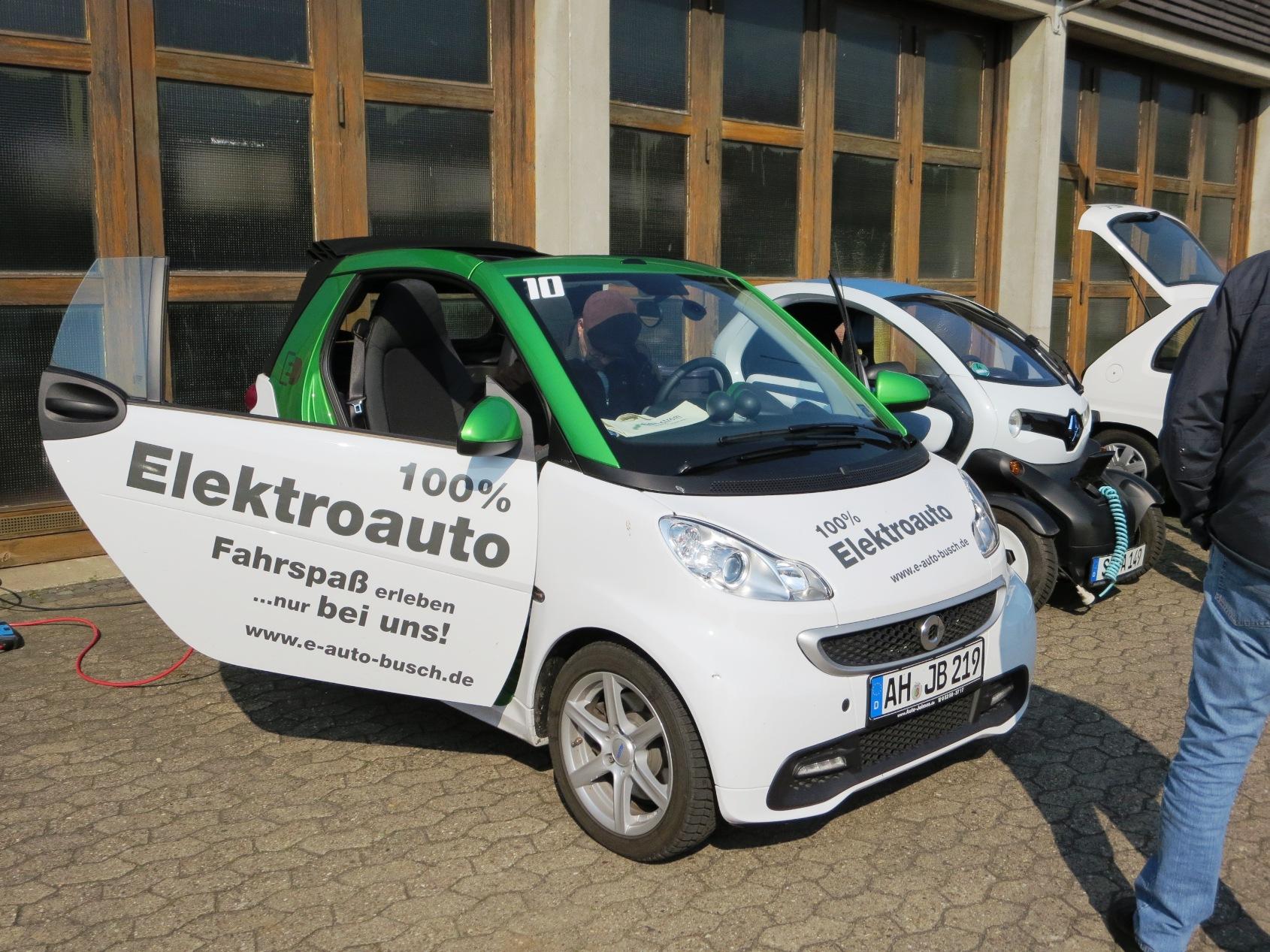 E-Smart von Josef Busch aus Vreden.
