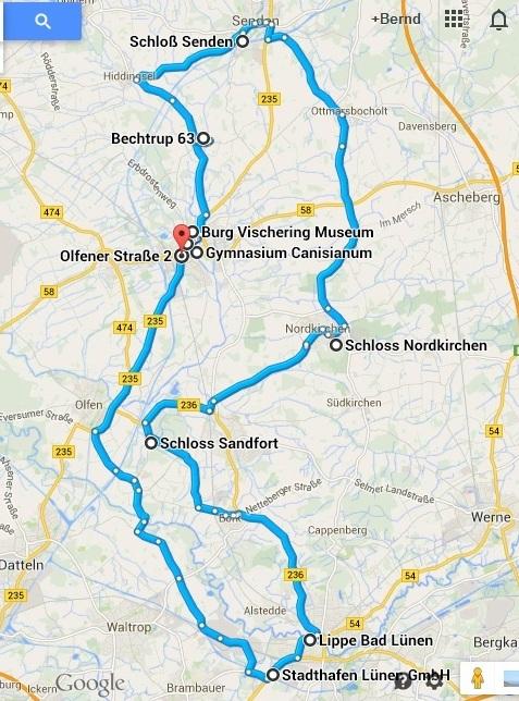 Route SCM 14