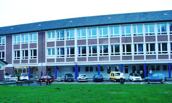 Basislager Cani Lüdinghausen, Schule des Sunny-Cani-Teams