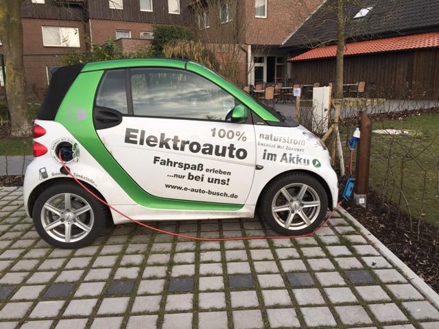 E-Mobile blau5