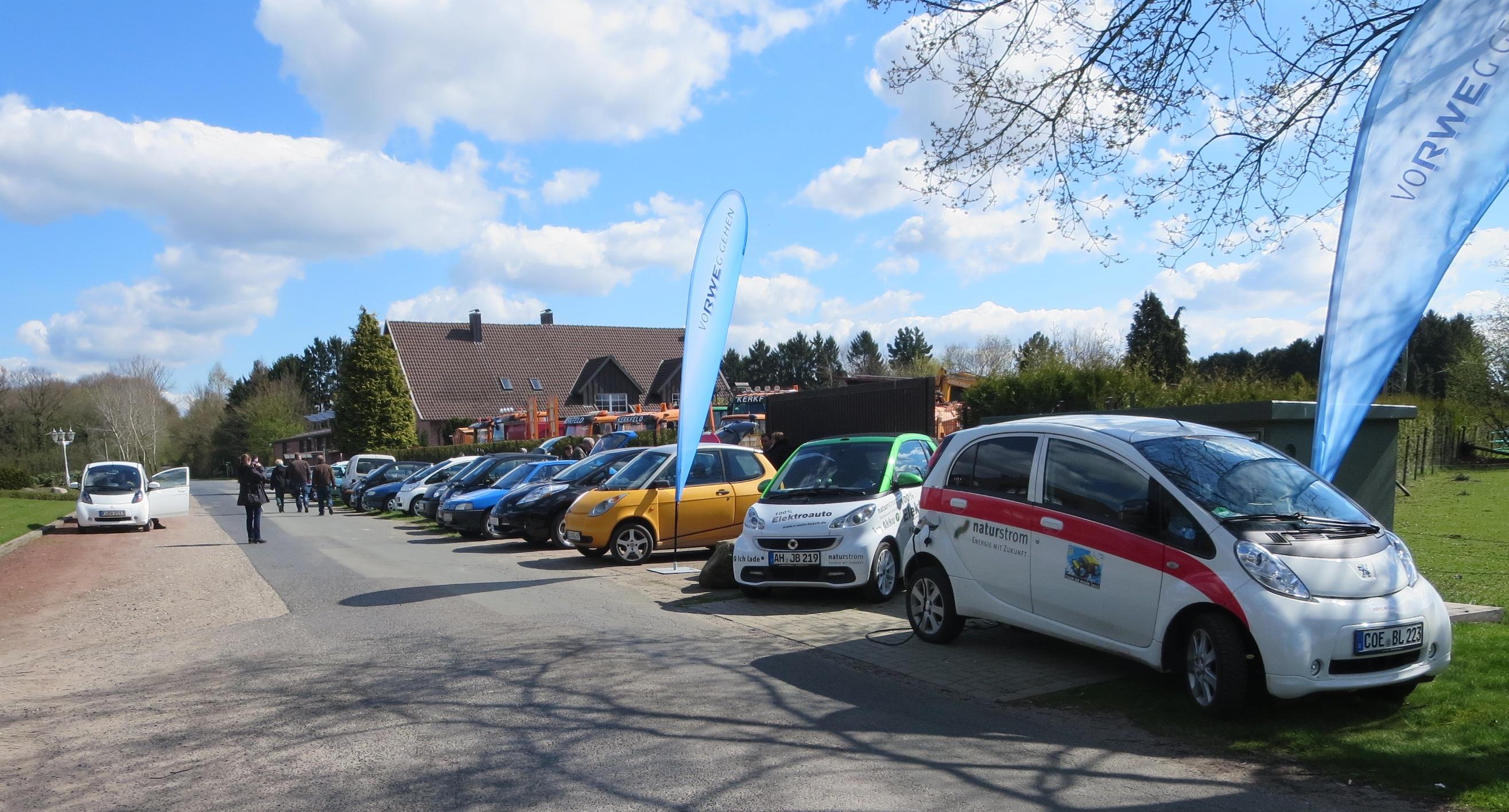 CityEL, Twike und Reva sind die kleineren Vertreter der Elektromobilität