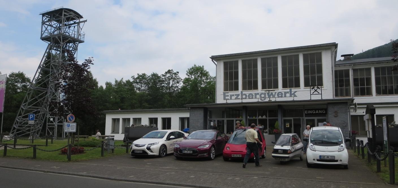 Erzbergwerk Ramsbeck trifft Tour de Ruhr.