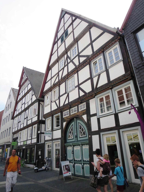 Lippstadt hat eine wunderschöne Altstadt.