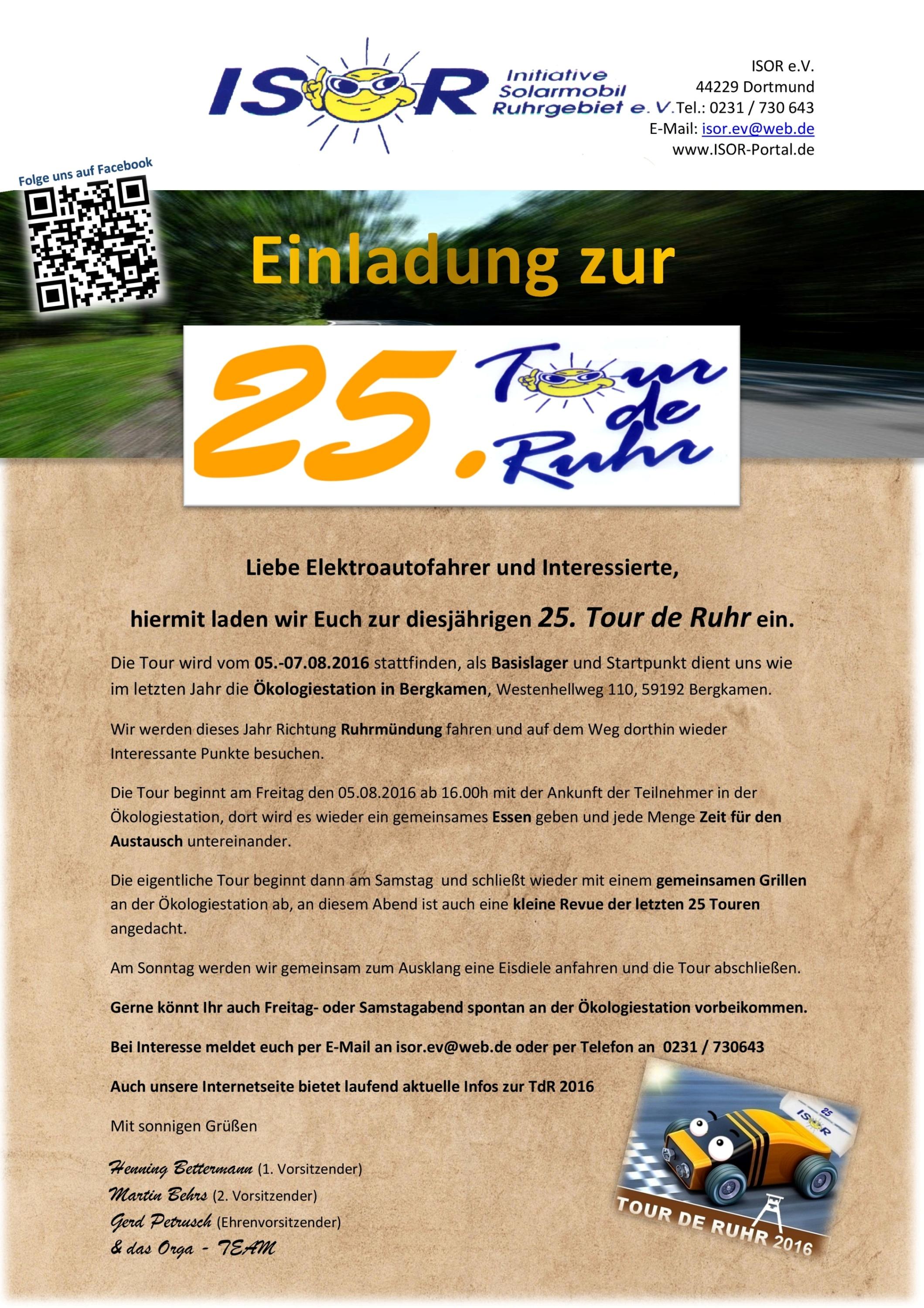 TdR2016 Einladungek