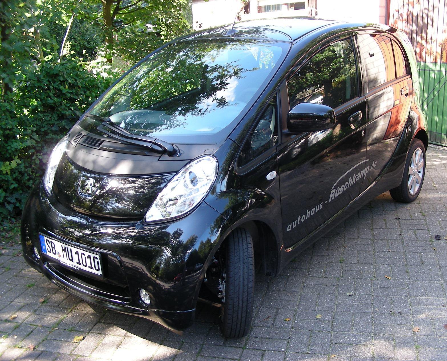 Peugeot Leasing-Fahrzeug vom Autohaus Rüschkamp